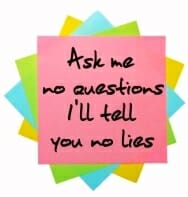 can telling lies ever be justified essay
