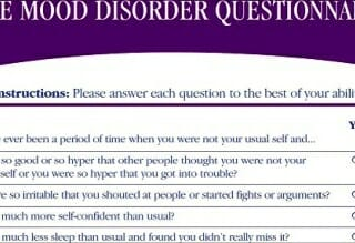 MoodDisorderQuestionnaire