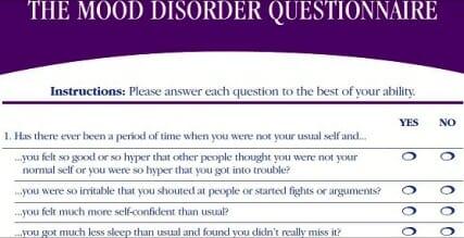 Bipolar 2 Test - Instant Self Screening for Bipolar Type ...
